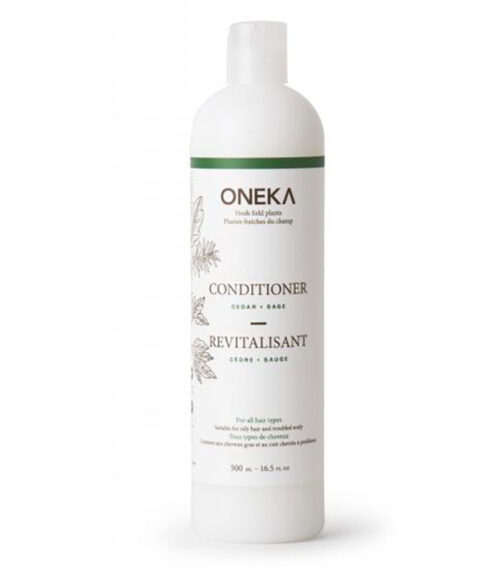revitalisant cedre et sauge oneka