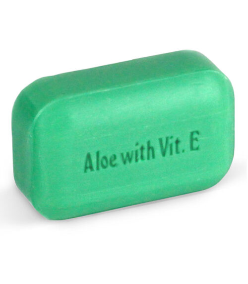 savon aloe vitamine e soap works