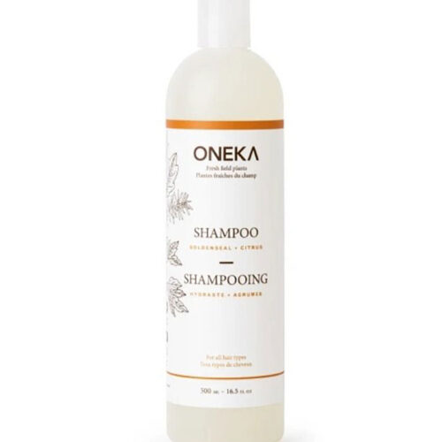shampoing agrumes oneka