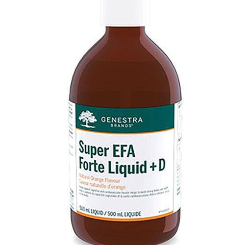 super efa forte liquide D genestra