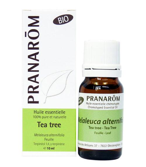 huile essentielle tea tree biologique pranarom