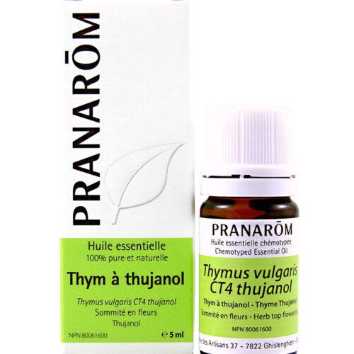 huile essentielle thym thujanol pranarom