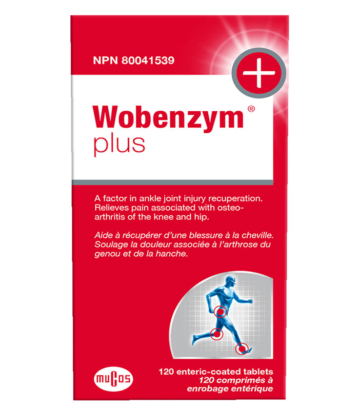 wobenzym plus inflammation