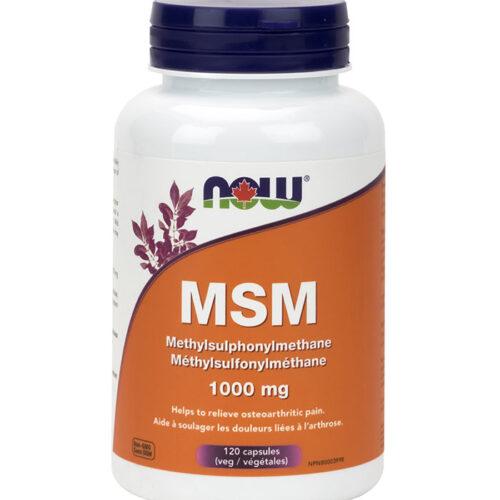 msm 1000mg now puresource